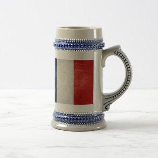 Drapeau de la France Mug