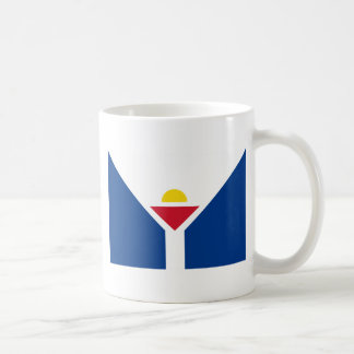 Drapeau de Saint Martin - Flag of Saint Martin Coffee Mug