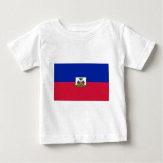 Drapeau d'Haïti - Flag of Haiti Baby T-Shirt