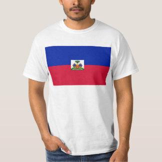 Drapeau d'Haïti - Flag of Haiti T-Shirt