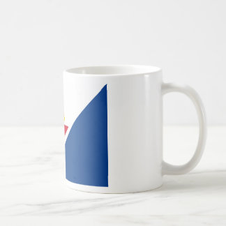 Drapeau of Saint Martin - Flag of Saint Martin Coffee Mug