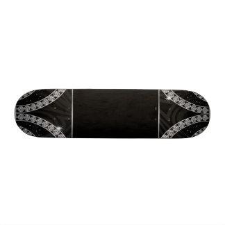 Draped In Diamonds 20 Cm Skateboard Deck