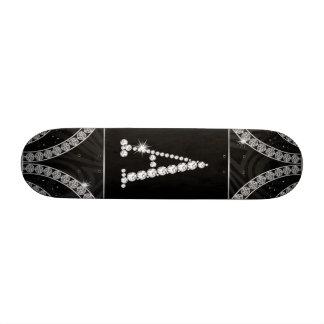 Draped In Diamonds - Initial A Skate Boards