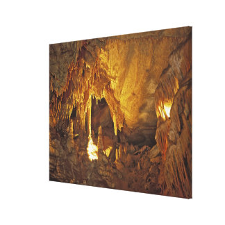 Drapery Room, Mammoth Cave National Park, Gallery Wrapped Canvas