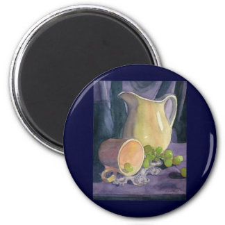 Drapes and Grapes Magnets