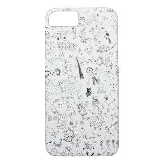 Draw iPhone 7 Case