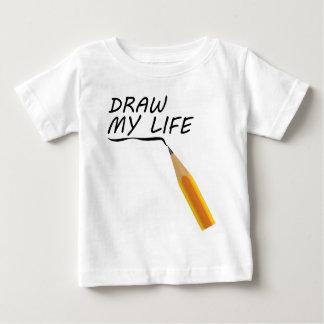 Draw my life baby T-Shirt