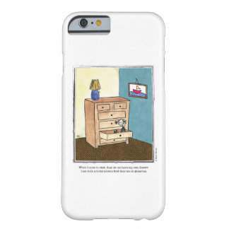 DRAWER cartoon by Ellen Elliott Barely There iPhone 6 Case