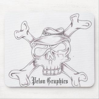 drawing3_0004, Pelon Graphics Mouse Pad