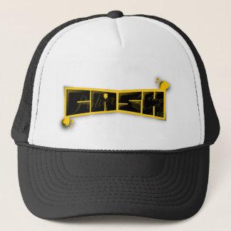 drawing-5cash2 poker trucker hat