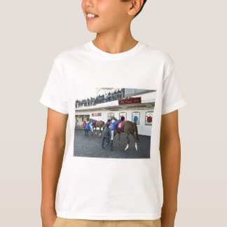 Drawing Away Stables T-Shirt
