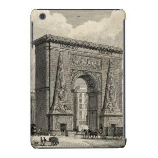 Drawing of Porte Saint-Denis Monument iPad Mini Retina Case