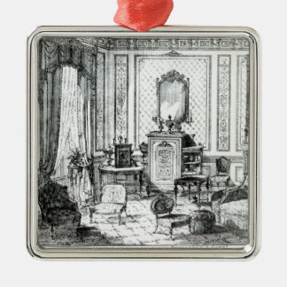 Drawing Room in the Louis Seize Style Metal Ornament