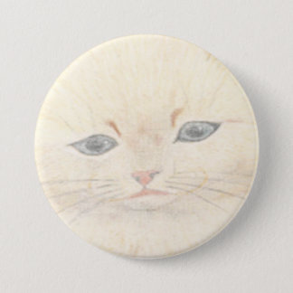 Drawn good-looking Button