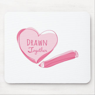 Drawn Together Mousepads