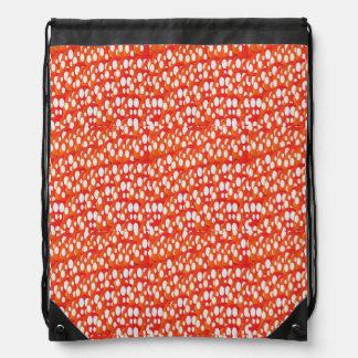Drawstring Backpack:  ART by NAVIN JOSHI Rucksack