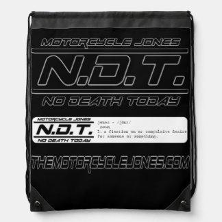 Drawstring Backpack - N.D.T.™ Promo Backpack