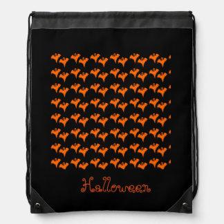 Drawstring Halloween Bags for Kids Backpack