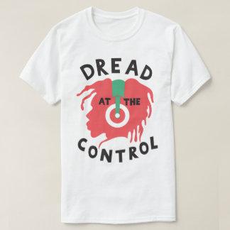 Dread At The Control Reggae Dub Rasta DJ T-Shirt