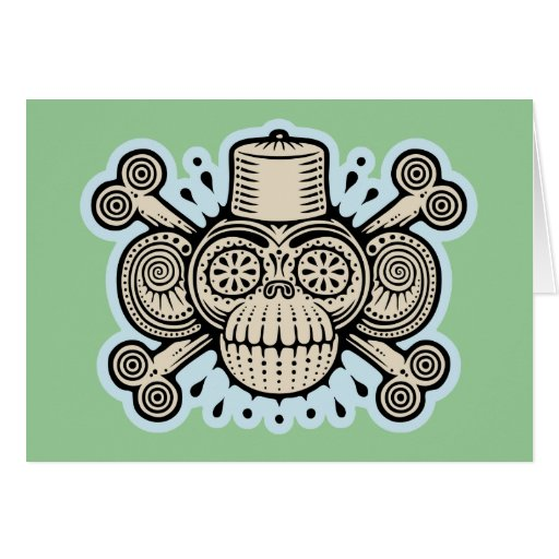 Dread Fezbeard Card