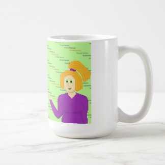 Dreaded Opinions Tea Mug