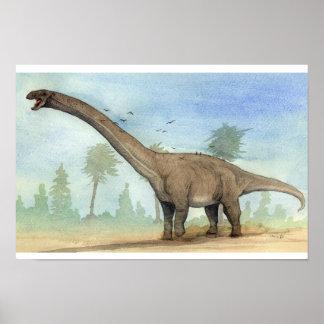 Dreadnoughtus Print