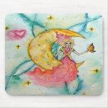 Dream a little dream mouse pads