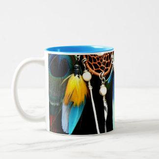 Dream A Little Dream Of Me. Two-Tone Mug
