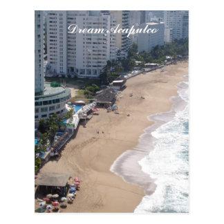 Dream Acapulco Postcard