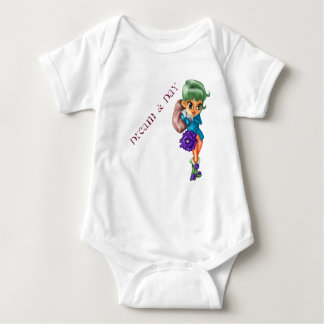 Dream and day tee shirt
