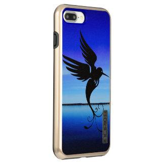 Dream art bird awesome fly in air incipio DualPro shine iPhone 8 plus/7 plus case