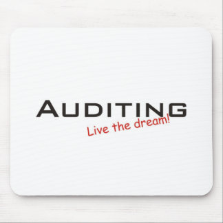 Dream / Auditing Mouse Pad