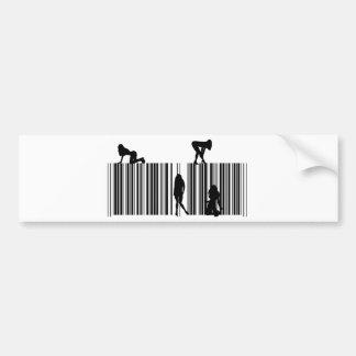 Dream Bar Code Bumper Sticker