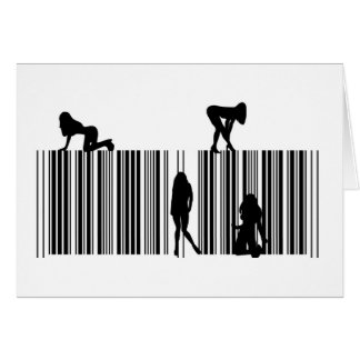 Dream Bar Code Card