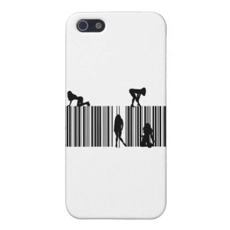 Dream Bar Code Case For iPhone 5/5S