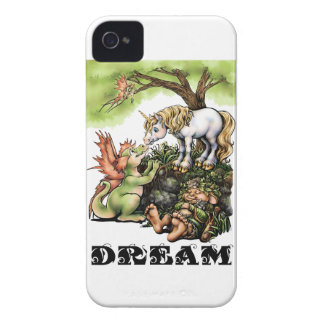 """""""Dream"""" Barely There iPhone Case iPhone 4 Cover"""