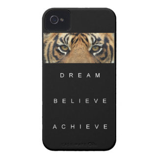 dream believe achieve motivational quote iPhone 4 covers