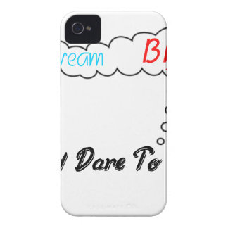 Dream Big And Dare To Fail. Case-Mate iPhone 4 Cases
