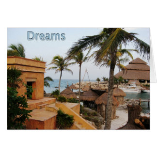 Dream Big Encouragement Greeting Card