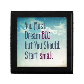 Dream Big Gift Box