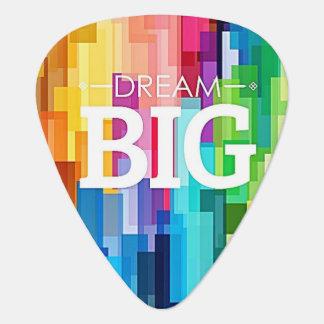 DREAM BIG GUITAR PICK