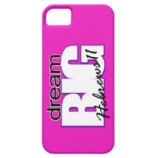 Dream Big: Hebrews 11 Phone Case Barely There iPhone 5 Case