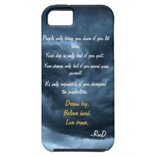 Dream big iPhone5/5s case