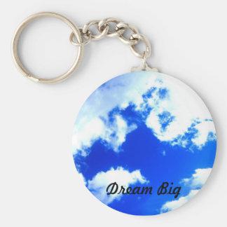 Dream Big Key Ring