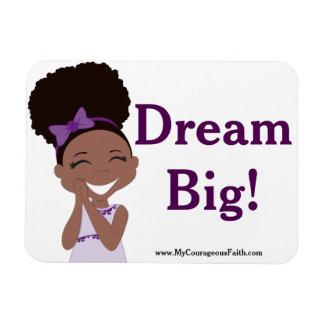 Dream Big! Magnet