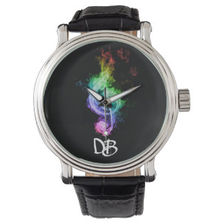 Dream Big Rainbow Clefnote Watch