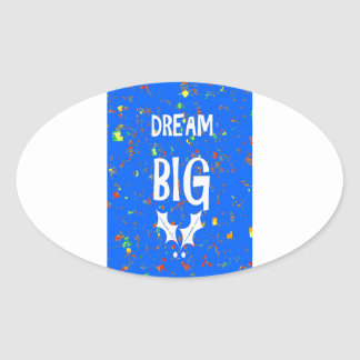 DREAM BIG Template DIY Resellers Customers QUOTES Stickers
