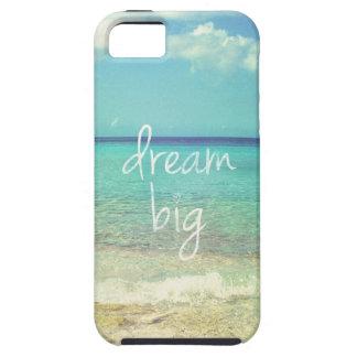 Dream big tough iPhone 5 case