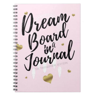 Dream Board in a Journal