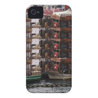 Dream Boat House iPhone 4 Case-Mate Cases